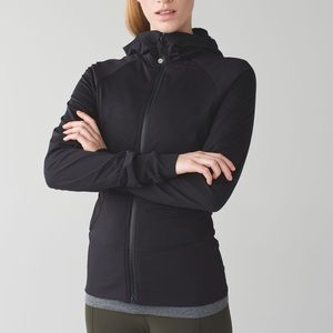 Lululemon Black In Flux Zip Up Reversible Jacket